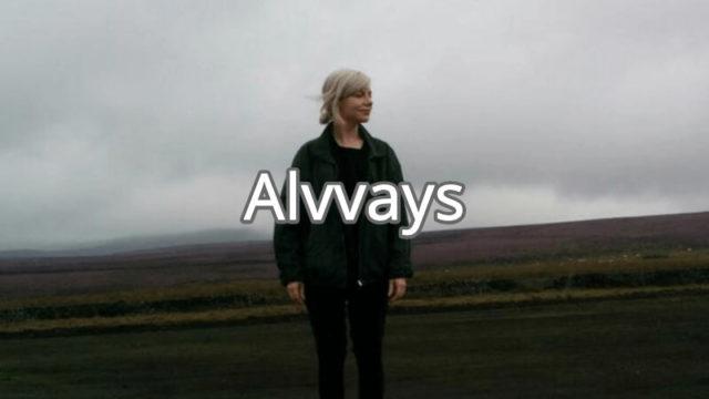 ドリームポップバンドのAlvvays