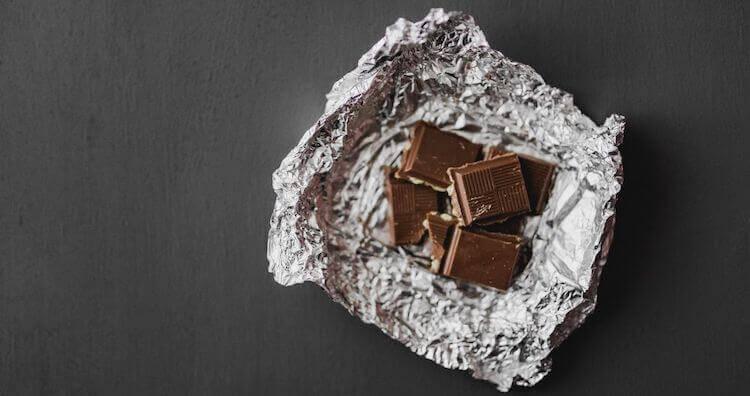 高カカオチョコレートのイメージ