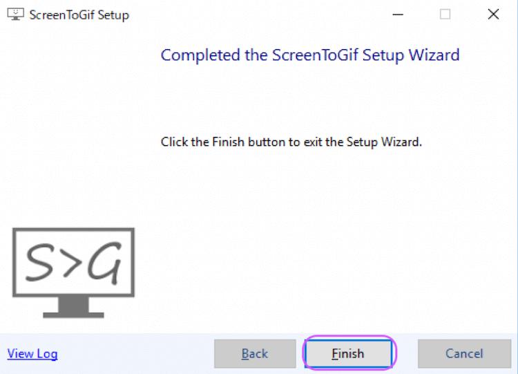 ScreenToGifのダウンロード方法4