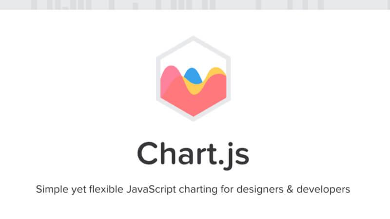 チャート/グラフ作成JavaScriptライブラリ『Chart.js』を使うための設定方法