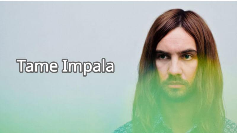 Tame Impalaがおしゃれでかっこいい